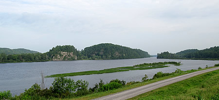 Ottawa river, tourism
