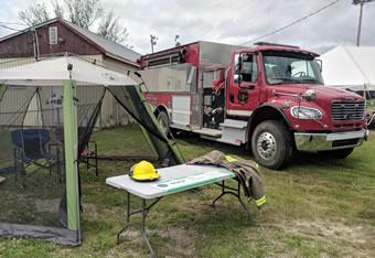 Home Firetruck